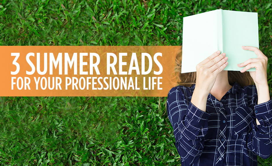 Round out your summer reading list and return to work feeling recharged and inspired.