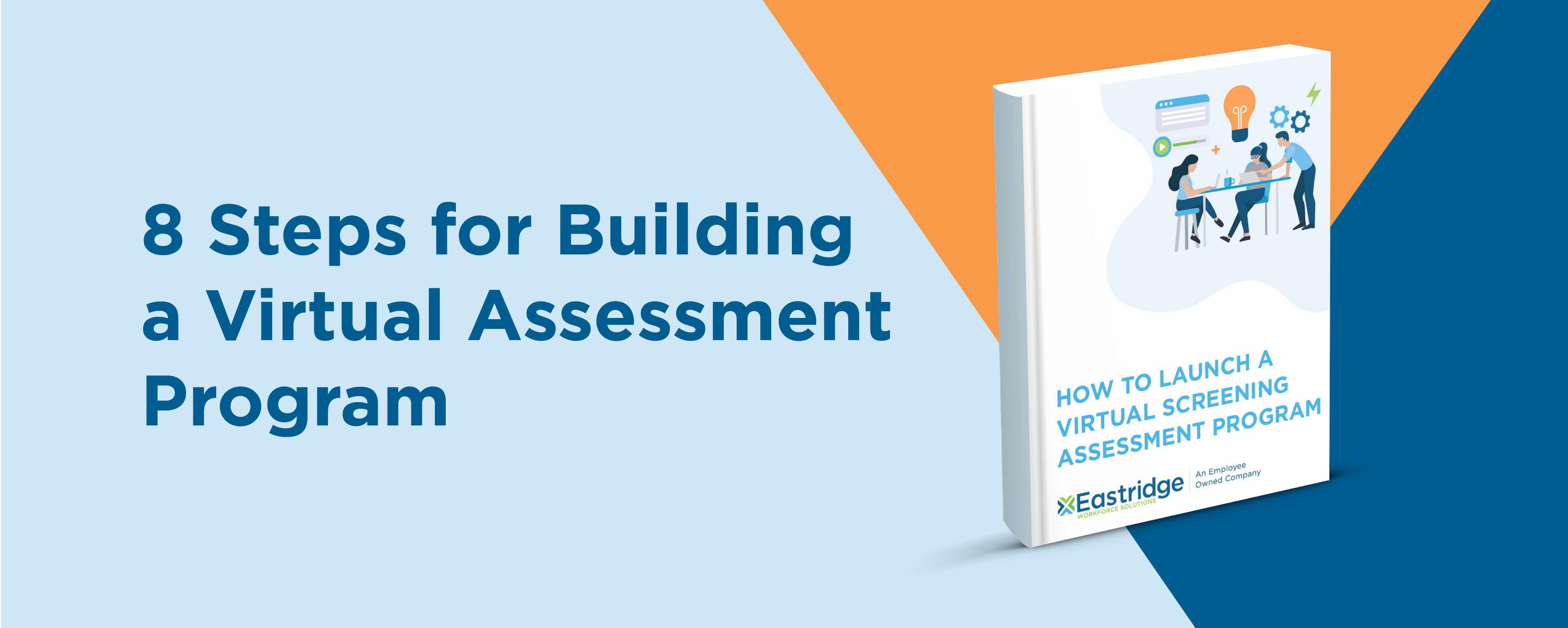 8 Steps for Building a Virtual Assessment Program