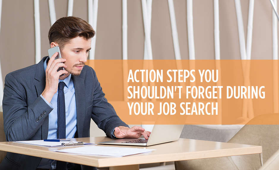 Action Steps You Shouldn't Forget
