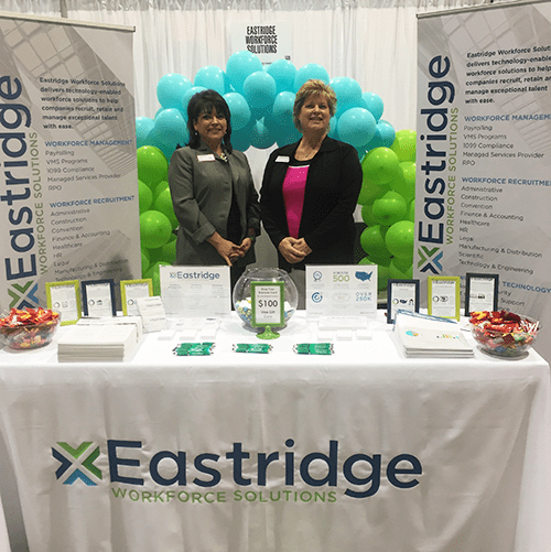 The Eastridge Team Exhibiting at Las Vegas Business Expo