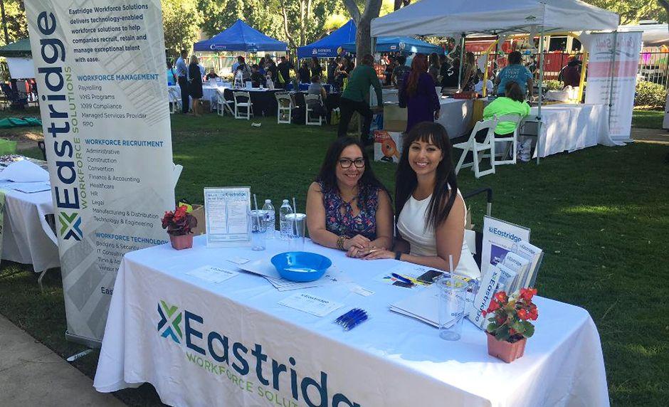 Eastridge Team At Santa Fe Springs Chamber of Commerce's 2016 Business Expo