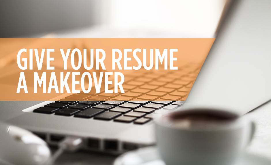 Give Your Resume a Makeover