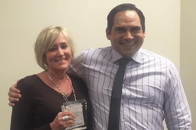 Kim Fiene from Eastridge Wins Award for Highest Gross Margin Dollars