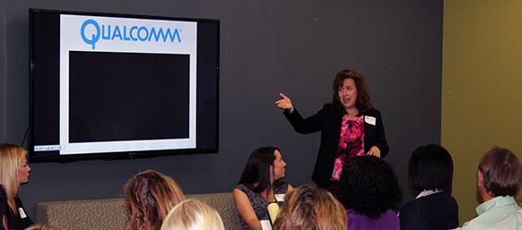 Qualcomm HR Professional Panel Presentation
