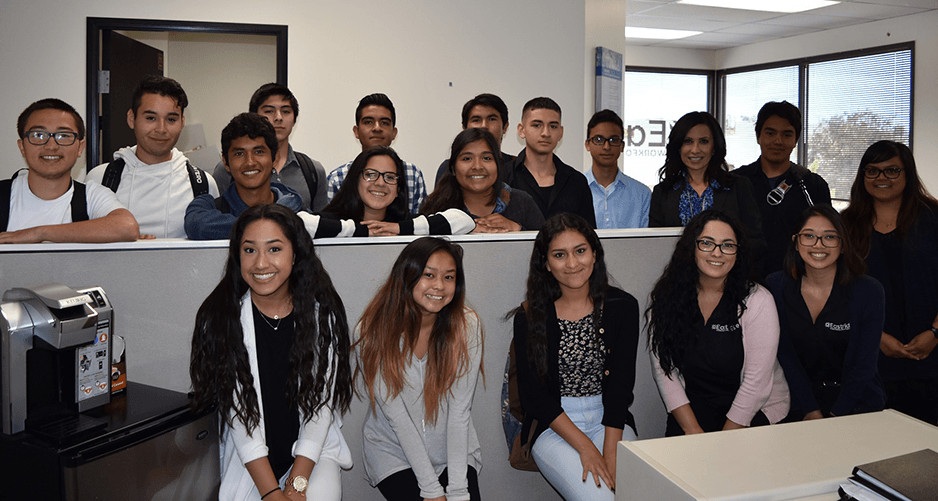 Eastridge Workforce Solutions Partners with Junior Achievement