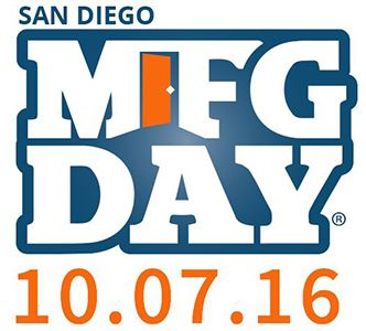 San Diego Manufacturing Day 2016