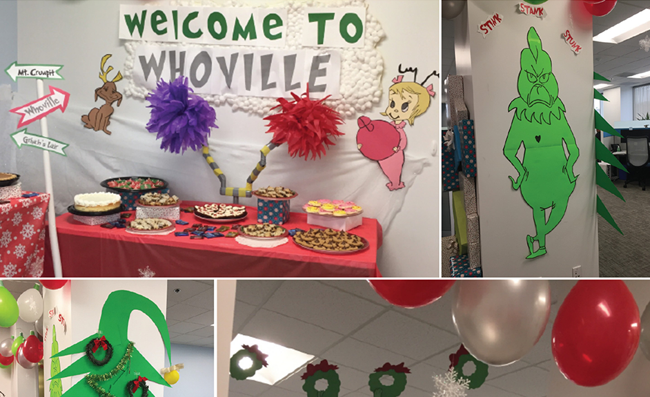 Suite 310 Grinch Theme