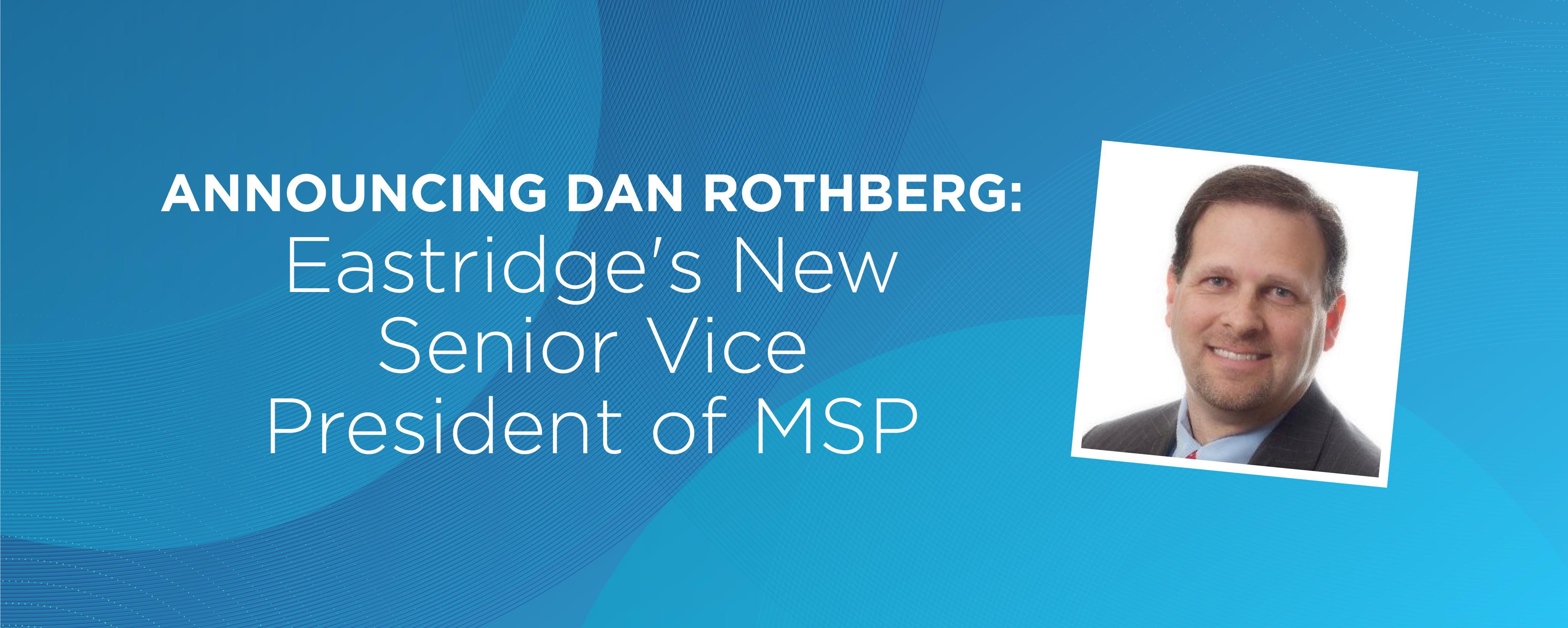 Dan Rothberg - Employee Spotlight