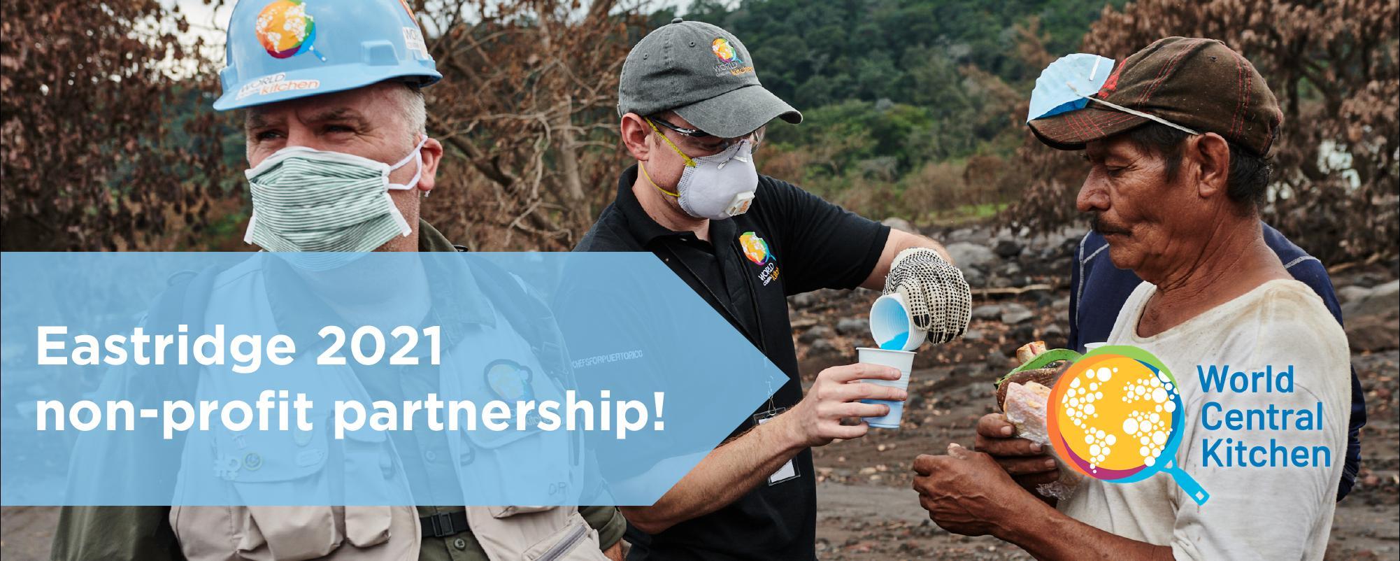 Eastridge 2021 non-profit partnership!
