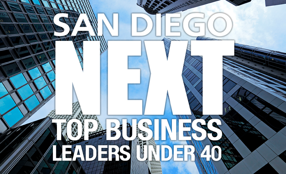 San Diego Next top business leaders under 40