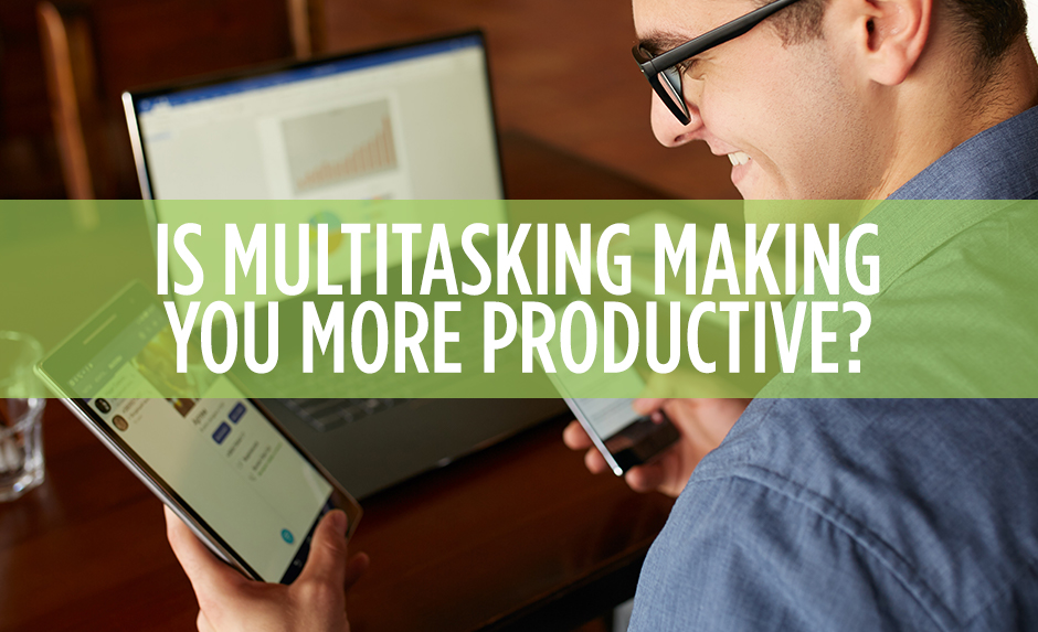 The science of multitasking is clear across the board.