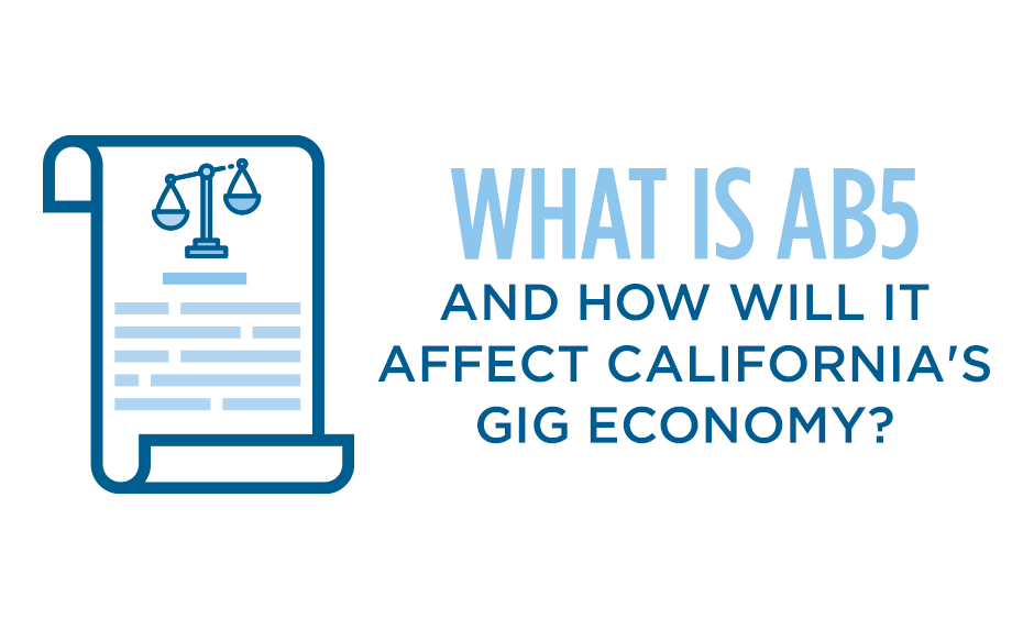 what is ab5 and how will it affect california's gig economy