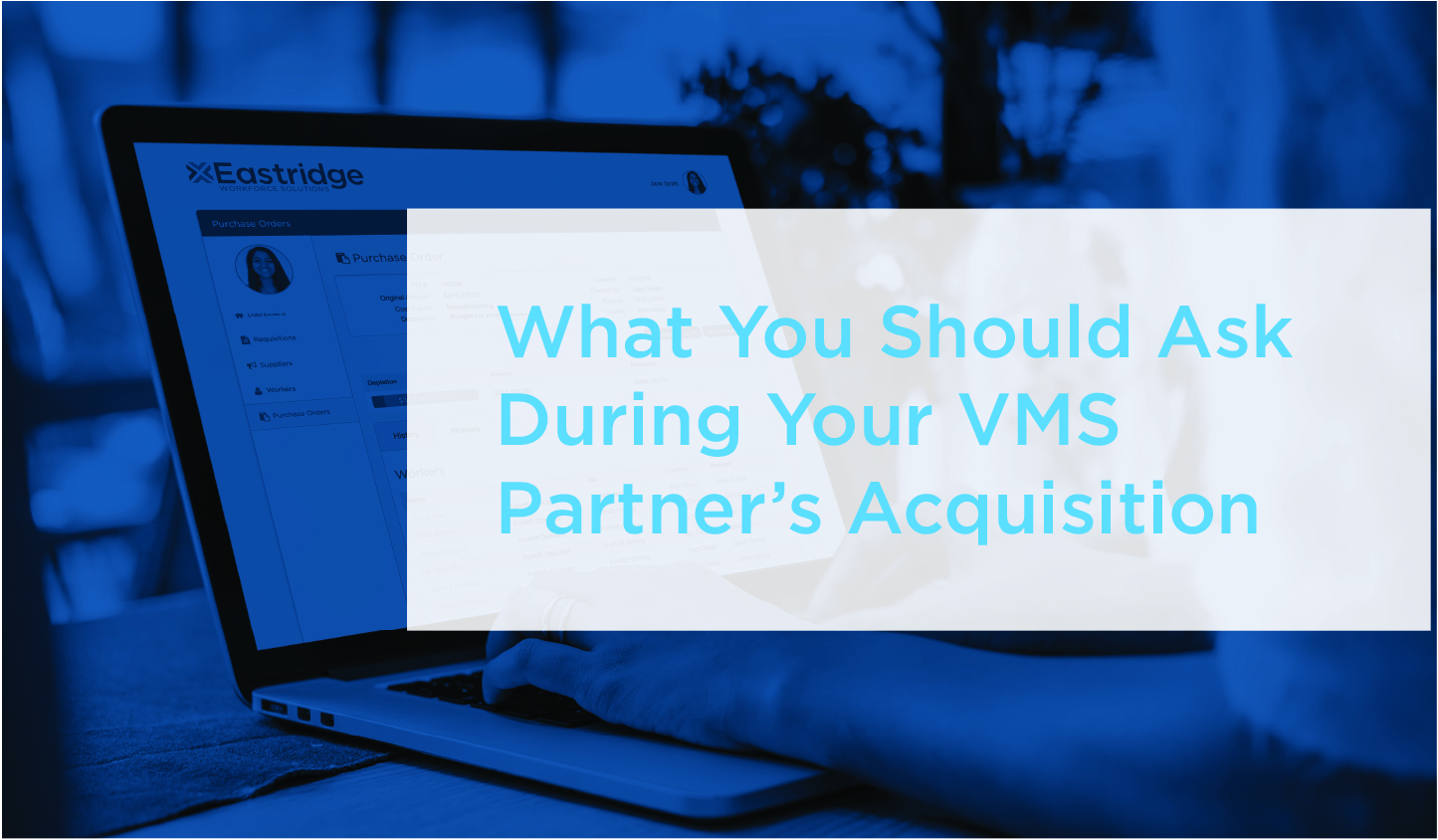 what you should ask during your vms partners acquisition